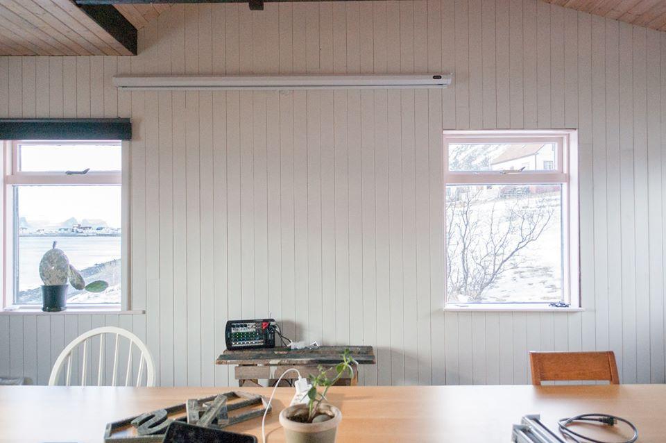 Merkisteinn, Húsið-Creative Space, Julie Gasiglia, Aron Ingi Guðmundsson, listir, menning, gestavinnustofa, residency, Patreksfjörður, Vestfirðir, landsbyggðin, úr vör, vefrit