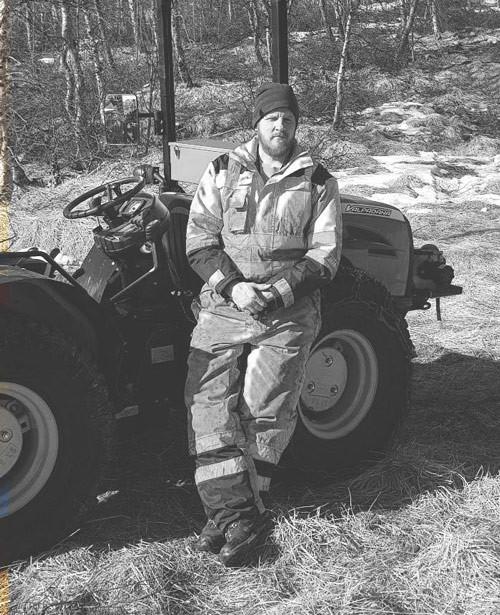 Bjarki M. Jónsson, Skógarafurðir, Fljótsdalur, úr vör, vefrit