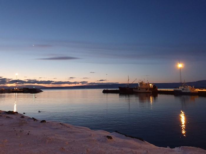 Sameining sveitarfélaga, pistill, Guðrún Anna Finnbogadóttir, landsbyggðin, Hólmavík, úr vör, vefrit