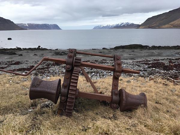 Guðrún Anna Finnbogadóttir, pistill, hugrenningar fortíðar, Vestfirðir, náttúra, landsbyggðin, dagbók, úr vör, vefrit