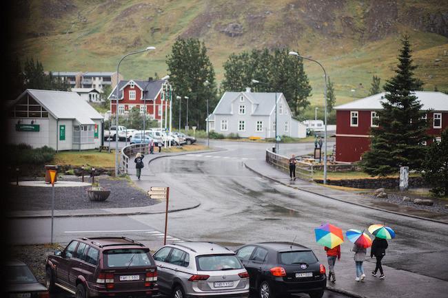 LungA, Seyðisfjörður, Austurland, Juliette Rowland, listahátíð, list, menning, landsbyggðin, úr vör, vefrit