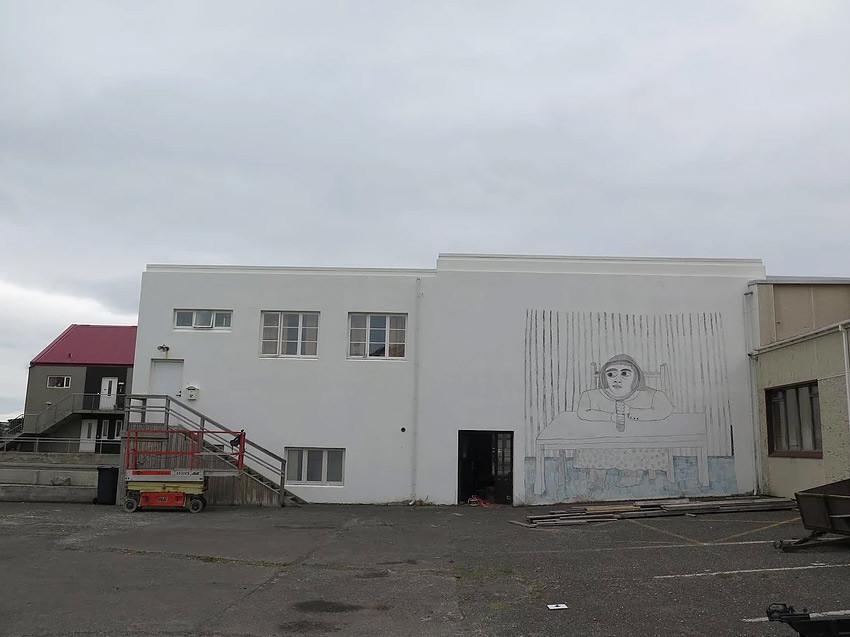 Halla Birgisdóttir, Plan B listahátíð, list, Borgarnes, úr vör, vefrit