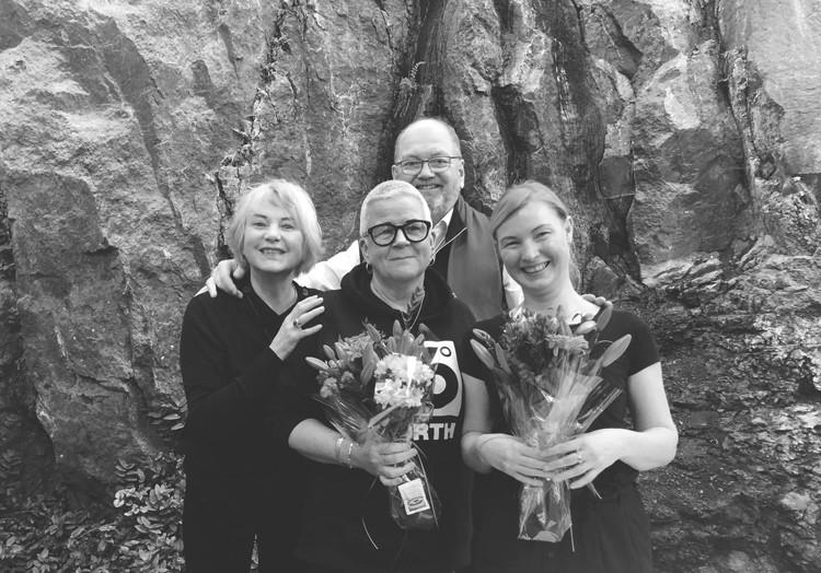 Landnámssetur Íslands, Borgarnes, Sigríður Margrét Guðmundsdóttir, úr vör, vefrit