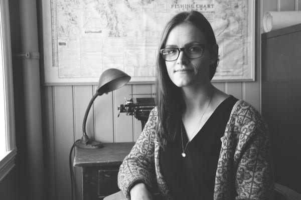 Síldarminjasafn Íslands, Siglufjörður, Anita Elefsen, úr vör, vefrit