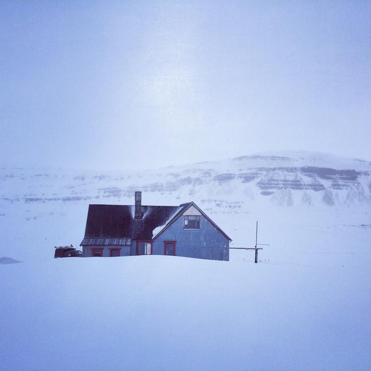 Gilsfjordurarts, Brekka, Gilsfjörður, residency, úr vör, vefrit
