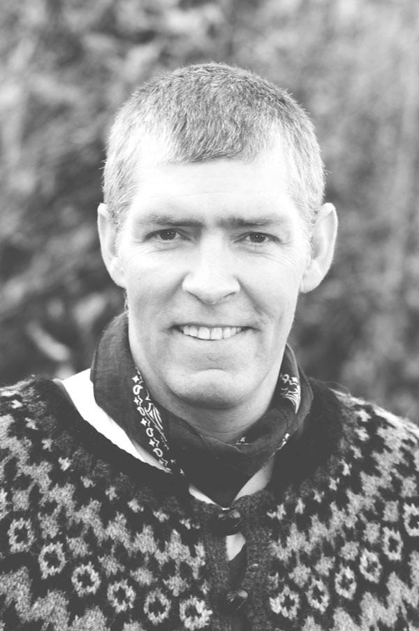 Pálmi Einarsson, hampur, Gautavík, Berufjörður, Austurland, sjálfbærni, landsbyggðin, úr vör, vefrit