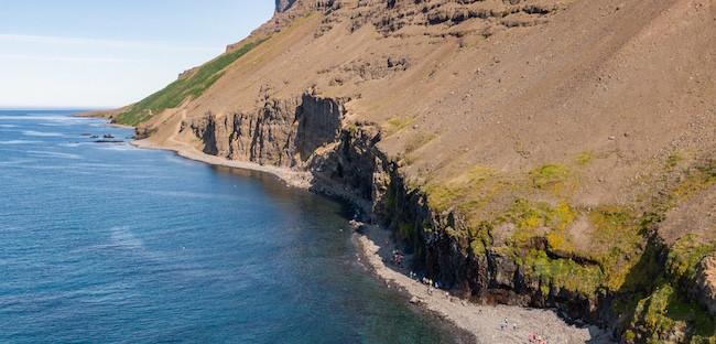 Hlaupahátíð, Gústi Production, Vestfirðir, Þingeyri, Arnhildur Lilý Karlsdóttir, landsbyggðin, úr vör, vefrit