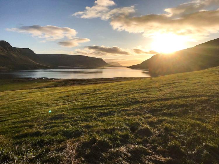 Gilsfjörður, gestavinnustofa, Gilsfjordurarts, Brekka, úr vör, vefrit