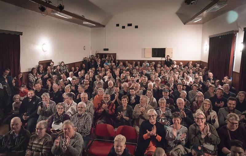 Act Alone, Suðureyri, einleikjahátið, úr vör, vefrit, Ágúst G. Atlason, Gústi Production