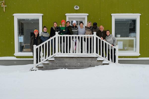 Westfjords Residency, Janne Kristensen, gestavinnustofa, residency, Þingeyri, Simbahöllin, Vestfirðir, landsbyggðin, úr vör, vefrit