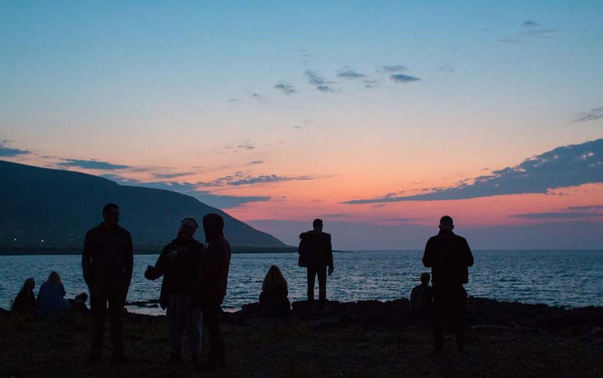 Bræðslan, Borgarfjörður Eystri, tónlistarhátíð, úr vör, vefrit