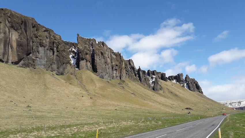 Móberg, Lilja Magnúsdóttir, Suðurland, Katla jarðvangur, úr vör, vefrit