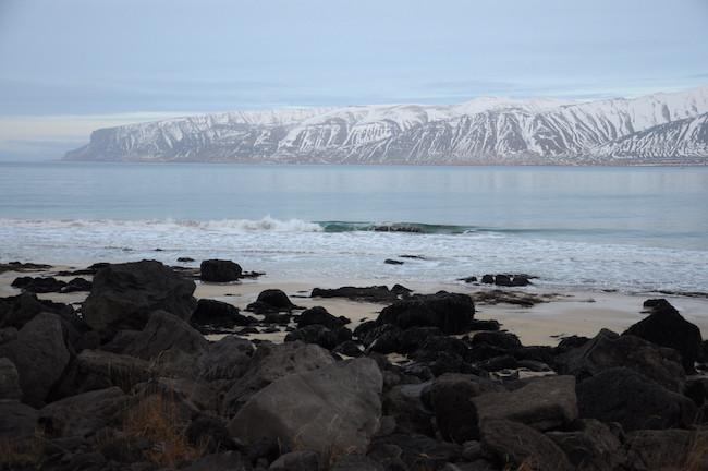Guðrún Anna Finnbogadóttir, vísindi áramótaheita, pistill, Arnarfjörður, landsbyggð, Vestfirðir, Julie Gasiglia, úr vör, vefrit