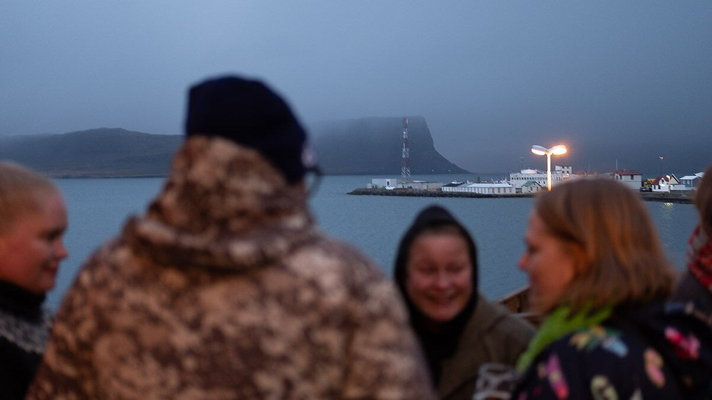 Skjaldborgarhátíð, Patreksfjörður, Atli Már Hafsteinsson, úr vör, vefrit
