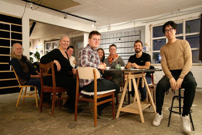 Yasuaki Tanago, Patreksfjörður, Húsið-Creative Space, Vestfirðir, landsbyggðin, samfélags verkefni, úr vör, vefrit, frumkvöðlastarf