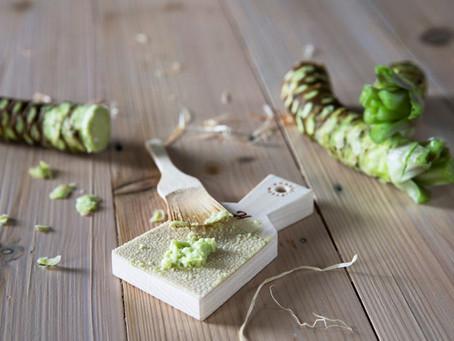 95% af öllu wasabi er ekki wasabi