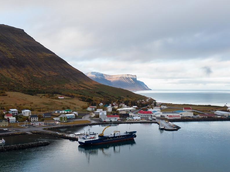 Þingeyri, Vestfirðir, Haukur Sigurðsson, landsbyggðin, Future Food Institute, Sameinuðu þjóðirnar, hafið, loftslagsmál, nýsköpun, skóli, úr vör, vefrit