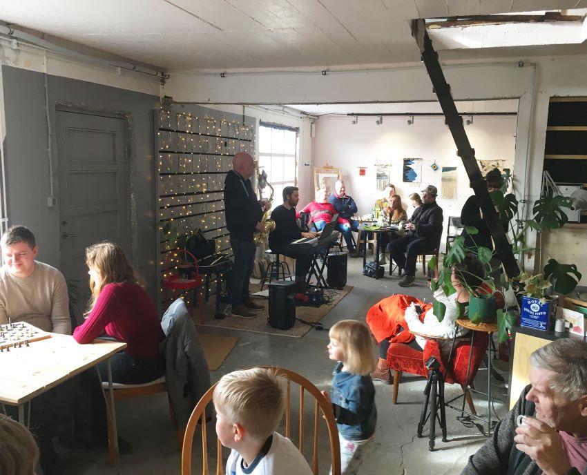 Húsið-Creative Space, Patreksfjörður, Patreksdagurinn, Vestfirðir, menning, landsbyggðin, úr vör, vefrit