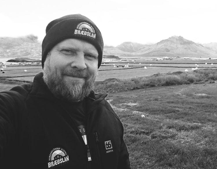 Ásgeir Heiðar Ásgeirsson, Bræðslan, Borgarfjörður Eystri, tónlistarhátíð, úr vör, vefrit