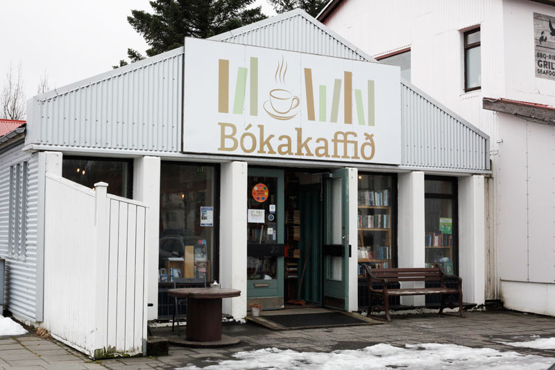 Bókakaffið, Selfoss, úr vör, vefrit