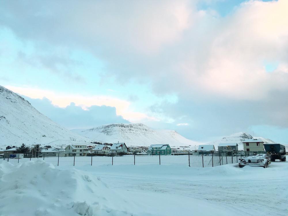 Winter in the north, winter, north, snow, light, ice, cold, Iceland, Ellen Wild, Aron Ingi Guðmundsson, úr vör, vefrit