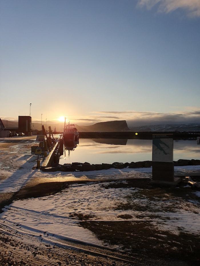 Sameining sveitarfélaganna, landsbyggðin, pistill, Guðrún Anna Finnbogadóttir, Patreksfjörður, úr vör, vefrit