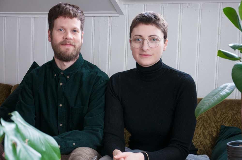 Aron Ingi Guðmundsson, Julie Gasiglia, Húsið-Creative Space, listir, menning, menningarmiðstöð, Patreksfjörður, landsbyggðin, gestavinnustofur, Vestfirðir, úr vör, vefrit