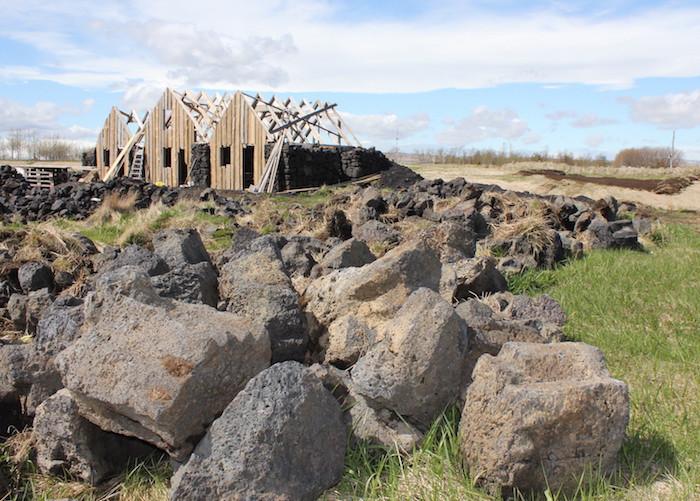 Lilja Magnúsdóttir, pistill, Efri-Vík, Landbrot, Suðurland, landsbyggðin, burstabær, menning, úr vör, vefrit