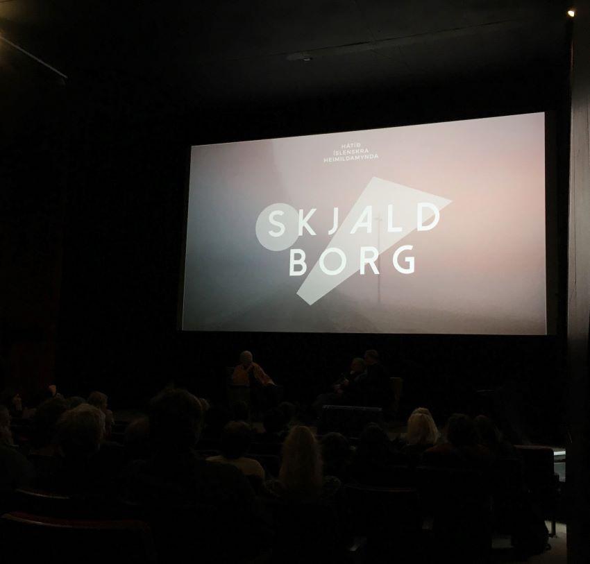 Skjaldborgarhátíð, Skjaldborgarbíó, Skjaldborg, Patreksfjörður, Vestfirðir, Julie Gasiglia, Aron Ingi Guðmundsson, úr vör, vefrit