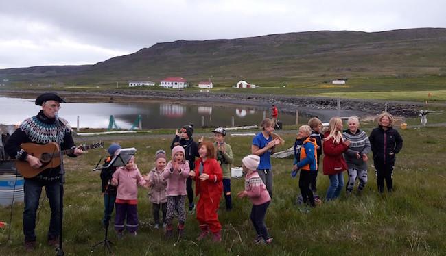 Náttúrubarnahátíð, Strandir Raggi Torfa, Vestfirðir, náttúra, hátíð, landsbyggðin, Dagrún Ósk Jónsdóttir, úr vör, vefrit