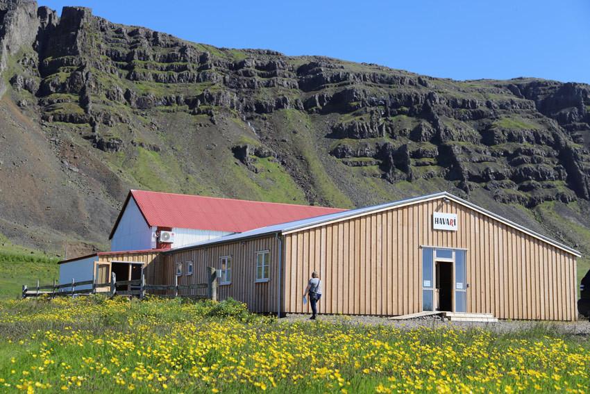 Havarí, Karlsstaðir, Djúpivogshreppur, úr vör, vefrit