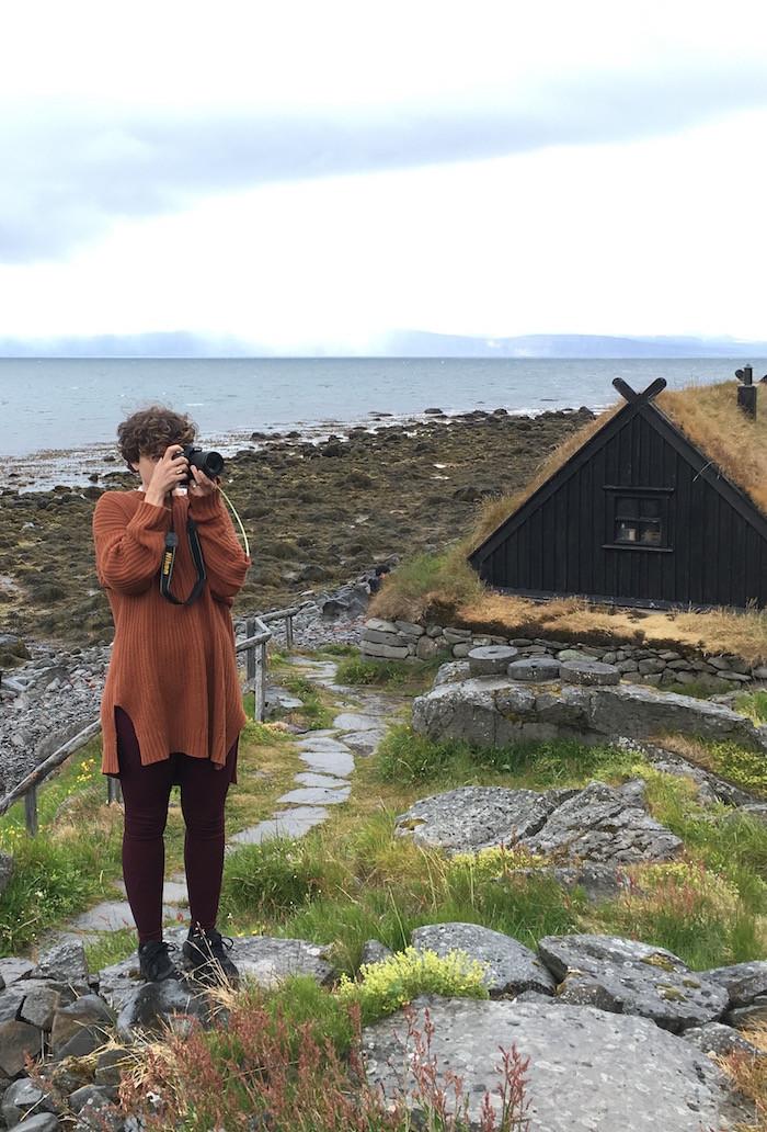 ÚR VÖR, vefrit, landsbyggðin, menning, listir, nýsköpun, frumkvöðlastarf, tímarit, fréttabréf, Julie Gasiglia, Aron Ingi Guðmundsson
