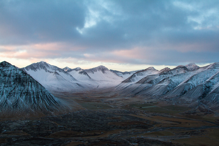 Dýrafjörður, fjallasýn, Eiríkur Örn Norðdahl, pistill, úr vör, vefrit, Haukur Sigurðsson