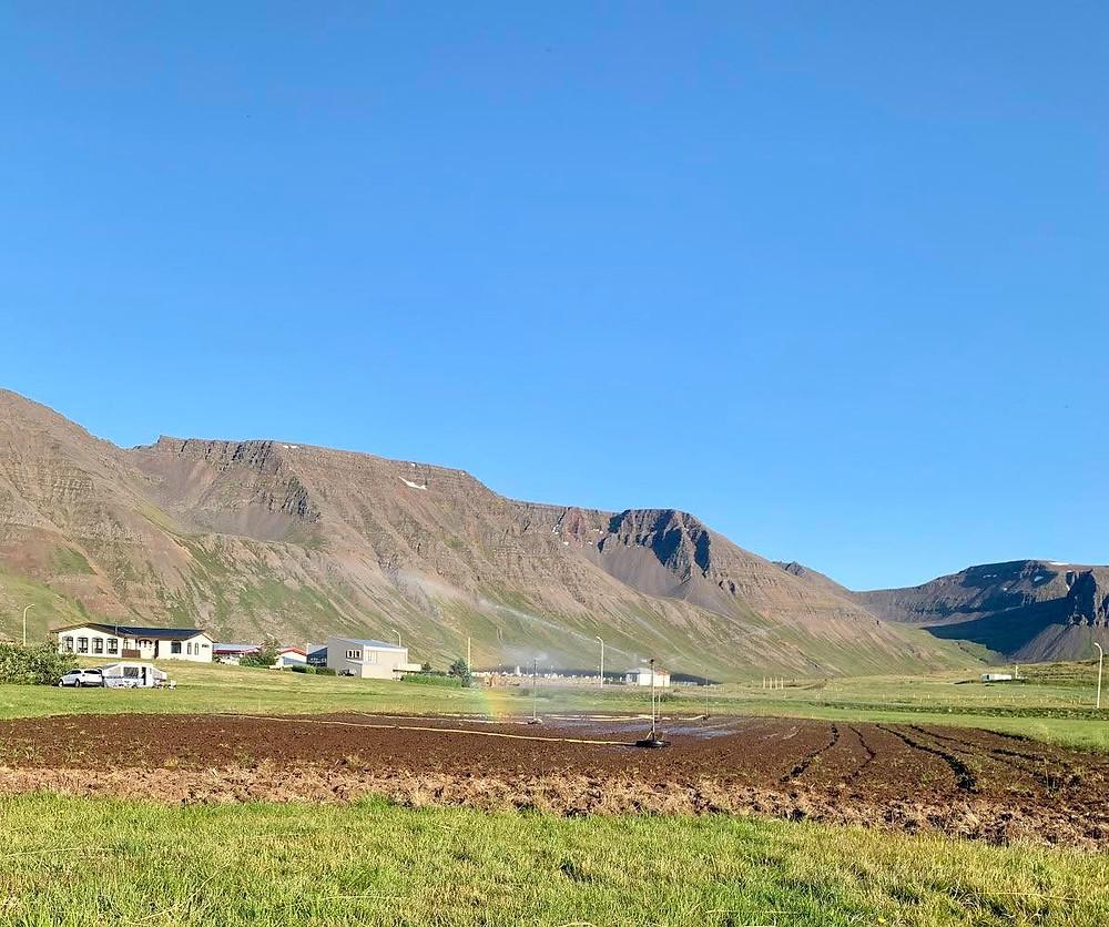 Mýrarboltinn, Bolungarvík, Vestfirðir, landsbyggðin, Verslunarmannahelgin, úr vör, vefrit