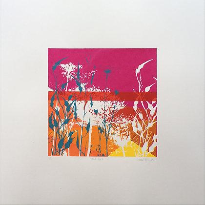Wild Pink by Henri Villiers Pond Studio