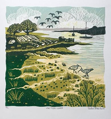 Low Tide by Helen Maxfield