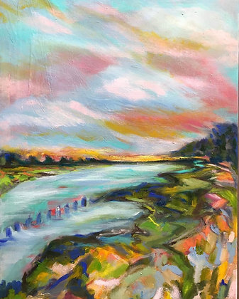 By The Water by Louise Craigie