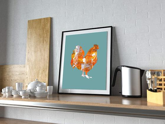 Mr Cock by byAbi
