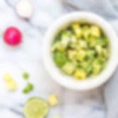 Avocado Salad Functional Health Canberra