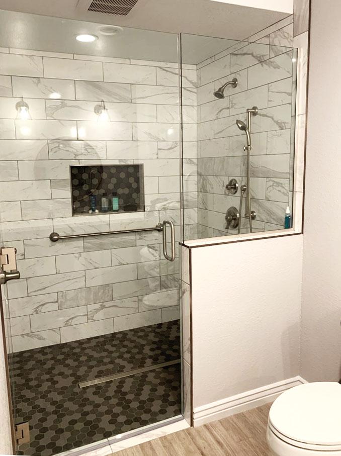Lawrence Shower