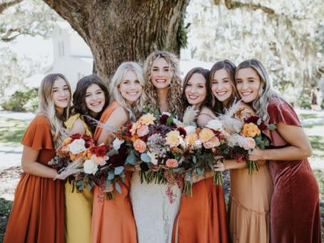 Real Wedding: Noah + Emilia