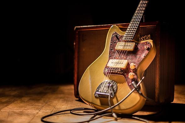 Relic jazzmaster Canada Koblan Kustom