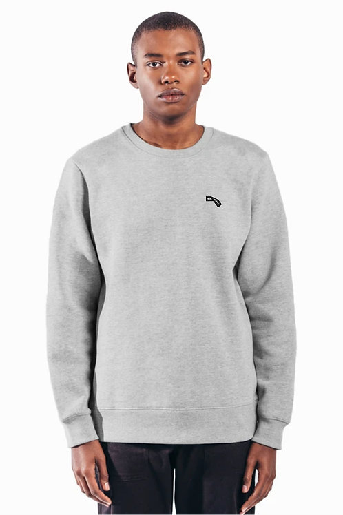 SWEATSHIRT FOLDED DOWN LOGO