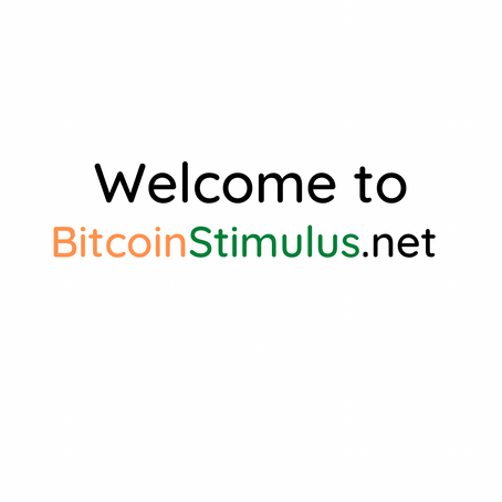 Welcome to bitcoinstimulus.net