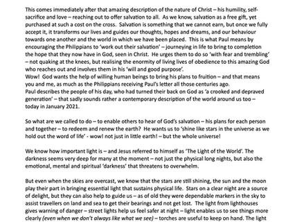 Philippians 2:12-30