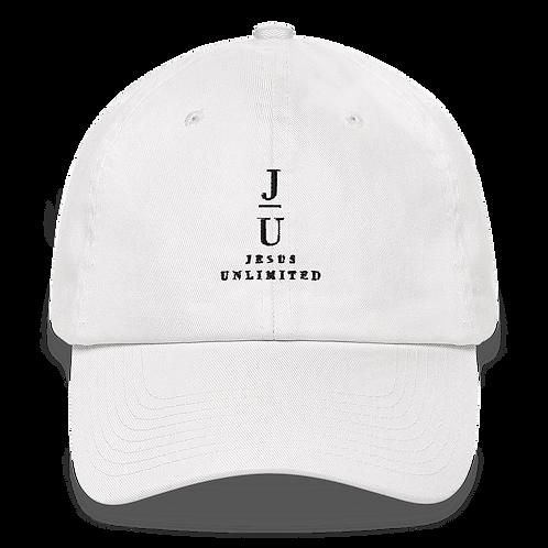 Jesus Unlimited Dad hat