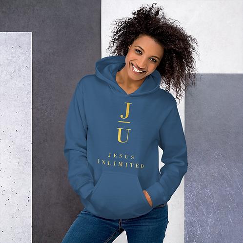 Jesus Unlimited Unisex Hoodie