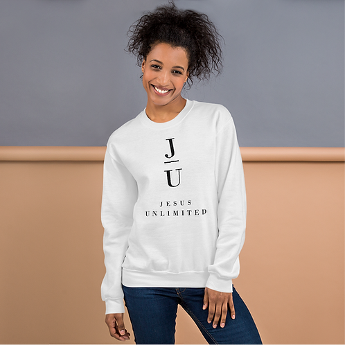 Jesus Unlimited Unisex Sweatshirt