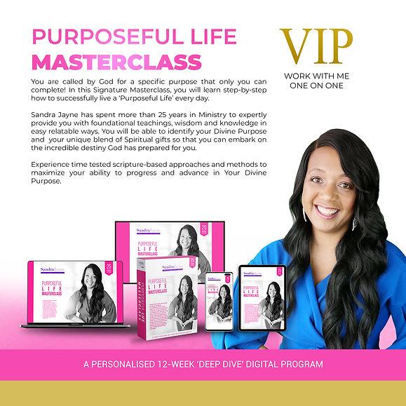 PINK - Purposeful Life Masterclass Final