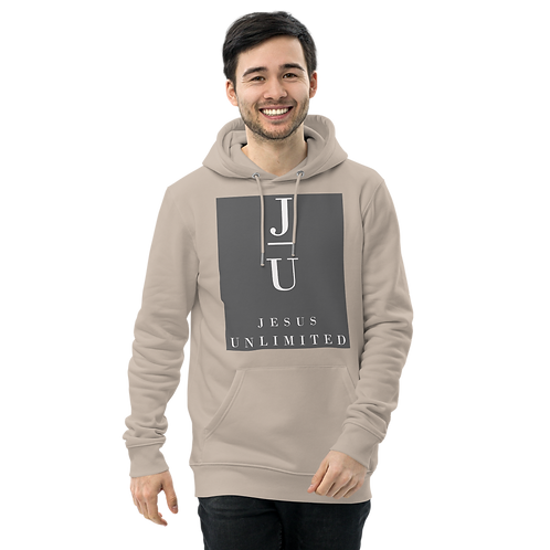 Jesus Unlimited Unisex essential eco hoodie